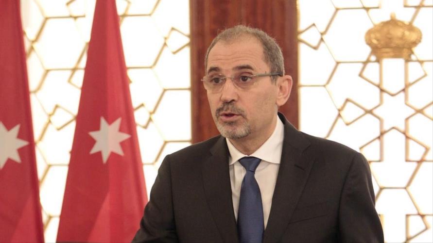 نائب رئيس الوزراء وزير الخارجية الأردني أيمن الصفدي
