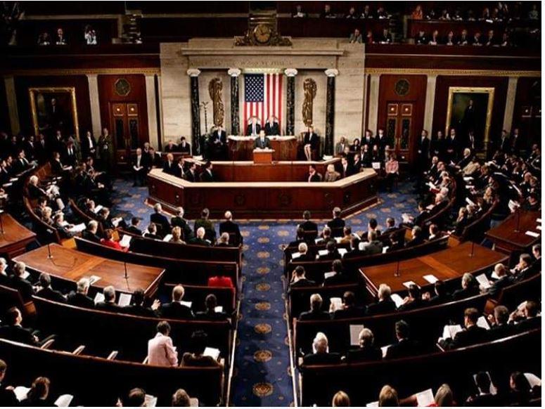 138 عضو كونغرس يطالبون بايدن بالتدخل لوقف العدوان الاسرائيلي