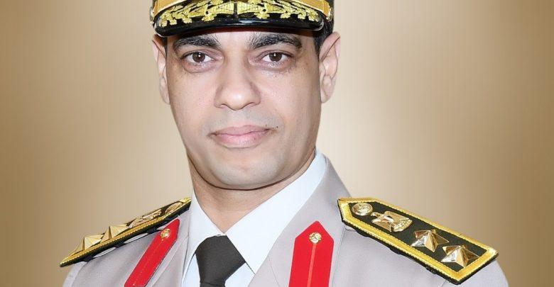 العقيد أركان حرب غريب عبد الحافظ