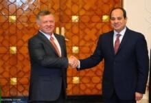 التحرك المصري الأردني