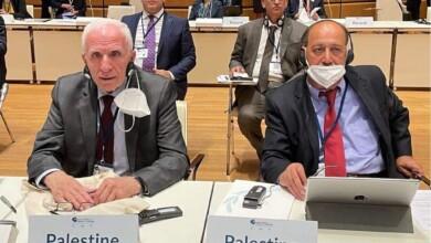 المؤتمر العالمي لرؤساء برلمانات العالم في فيينا
