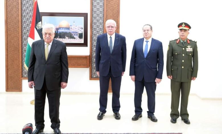 الرئيس الفلسطيني يتقبل أوراق اعتماد عدد من السفراء المعتمدين لدى دولة فلسطين